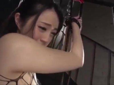 Aseshiri Suzuhara หนังเอวีจับนักฆ่าสาวสวยมัดเชือกข่มขืน พี่คะอย่าเย็ดหนูเลย หนูกลัวแล้วโดนรุมลงแขก